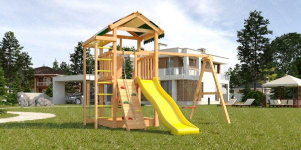 Детская площадка Савушка Мастер 5