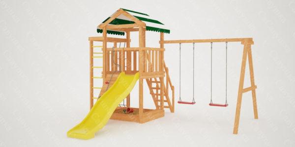 Детская площадка Савушка Мастер 5_4