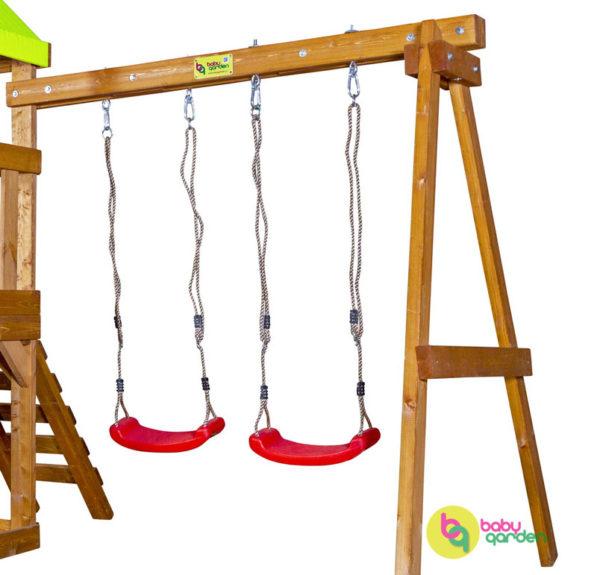 Детская игровая площадка Babygarden Play 1 LG (light green)_3