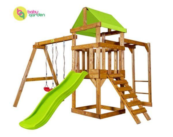 Детская игровая площадка Babygarden Play 3_2