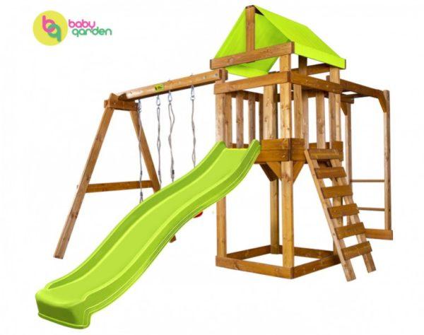 Детская игровая площадка Babygarden Play 4_2