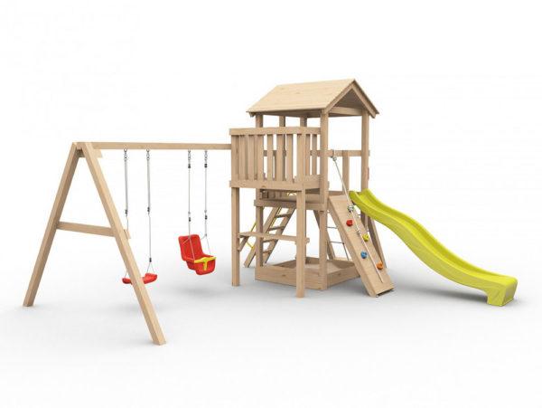 Детская площадка для дачи Барни