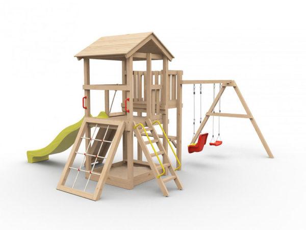Детская площадка для дачи Барни_1