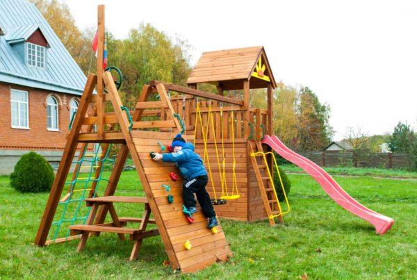 Детская площадка Выше Всех Крепость Спорт_1