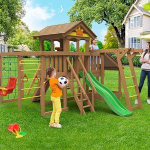 Детская площадка Выше Всех Смарт 1