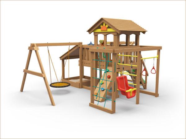 Детская площадка Выше Всех Смарт 1_1